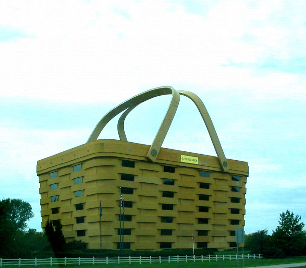 Longaberger Basket Building Img 6021 Who Could Miss
