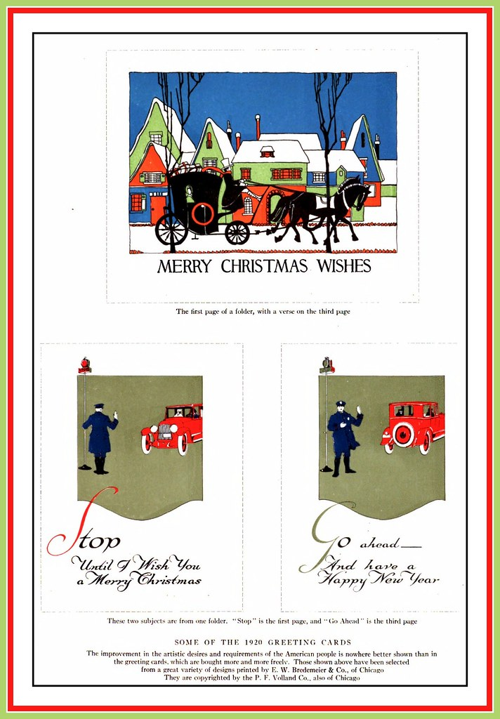 1920 oct christmas card layout by carlylehold - Christmas Card Layout