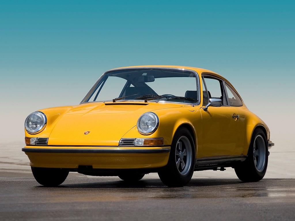 Porsche 911 1963 2013 50 Years Porsche 911 Tradition