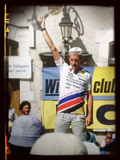 Ned Overend, first MTB world champion, 1987 | by carltonreid