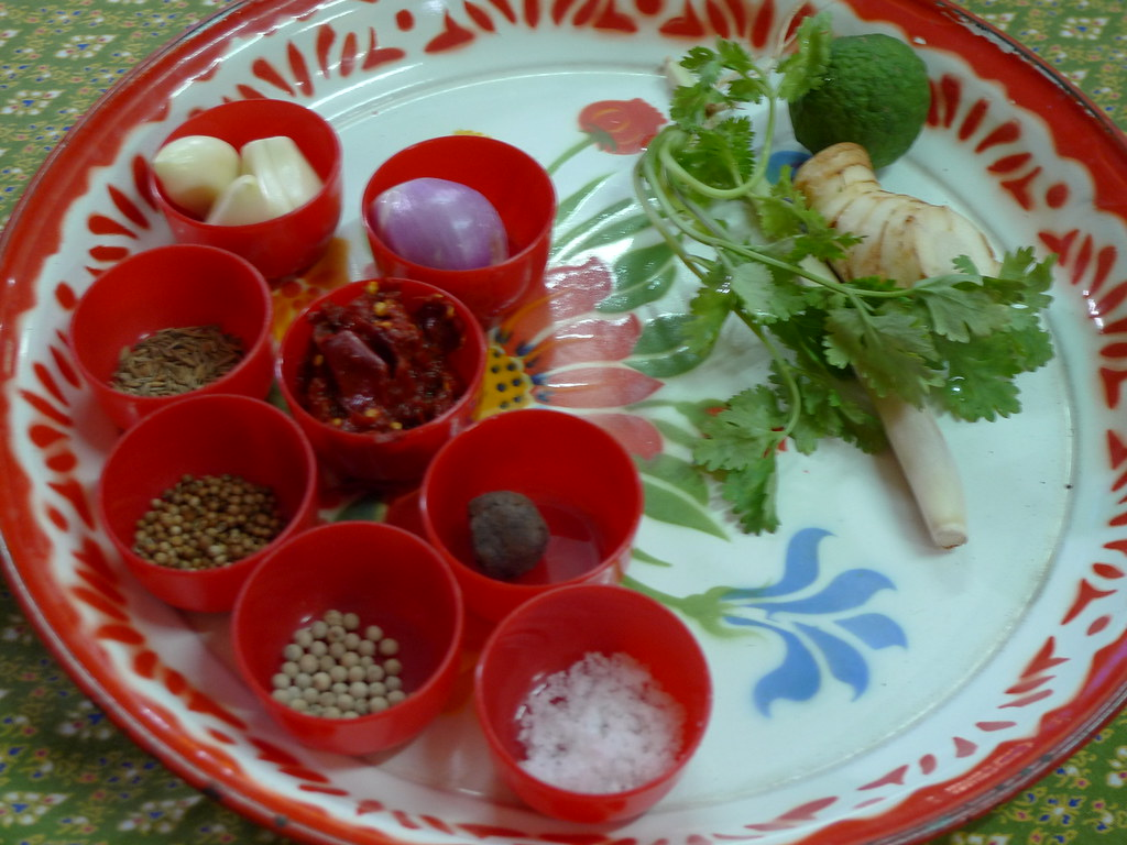 Red Curry Paste Exotic Food Recette