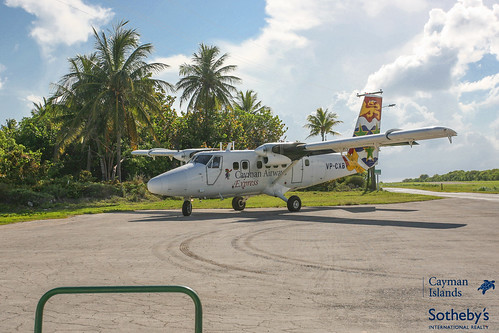 how to get to little cayman