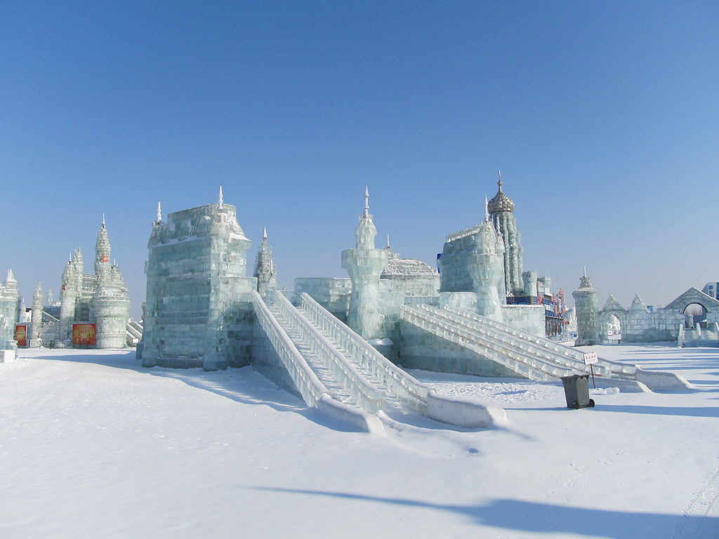 Harbin Ice And Snow Festival 2013 Ice And Snow World