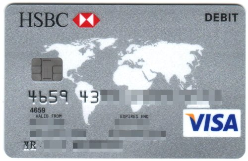 how to cancel credit card hsbc
