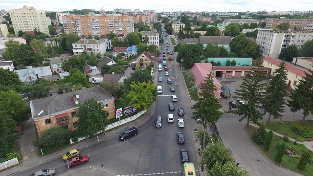 Степана Бандери корок