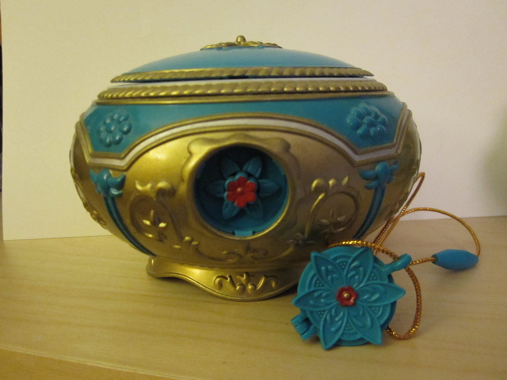 Anastasia Music Box Galoob The Music Box From The 20th