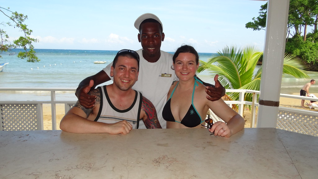 Couples Sans Souci Ocho Rios Jamaica Us And Peter Townse Flickr - Couples ocho rios