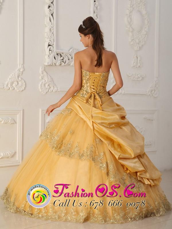 Ruffled layers Sweet 16 dresses in Pembroke Pines FL | Flickr