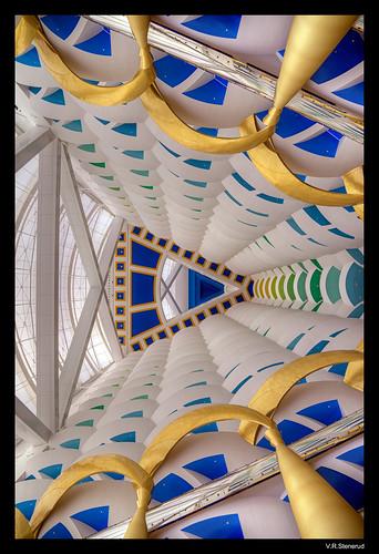 Inside Burj Al Arab Dubai Burj Al Arab Is A Luxury