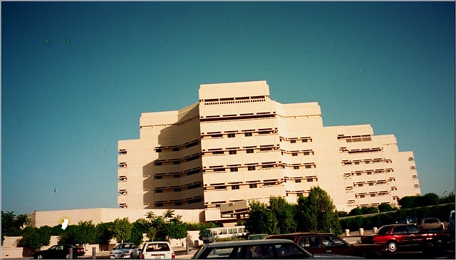 KING ABDULAZIZ UNIVERSITY HOSPITAL JEDDAH 24 MAY 1997 ...