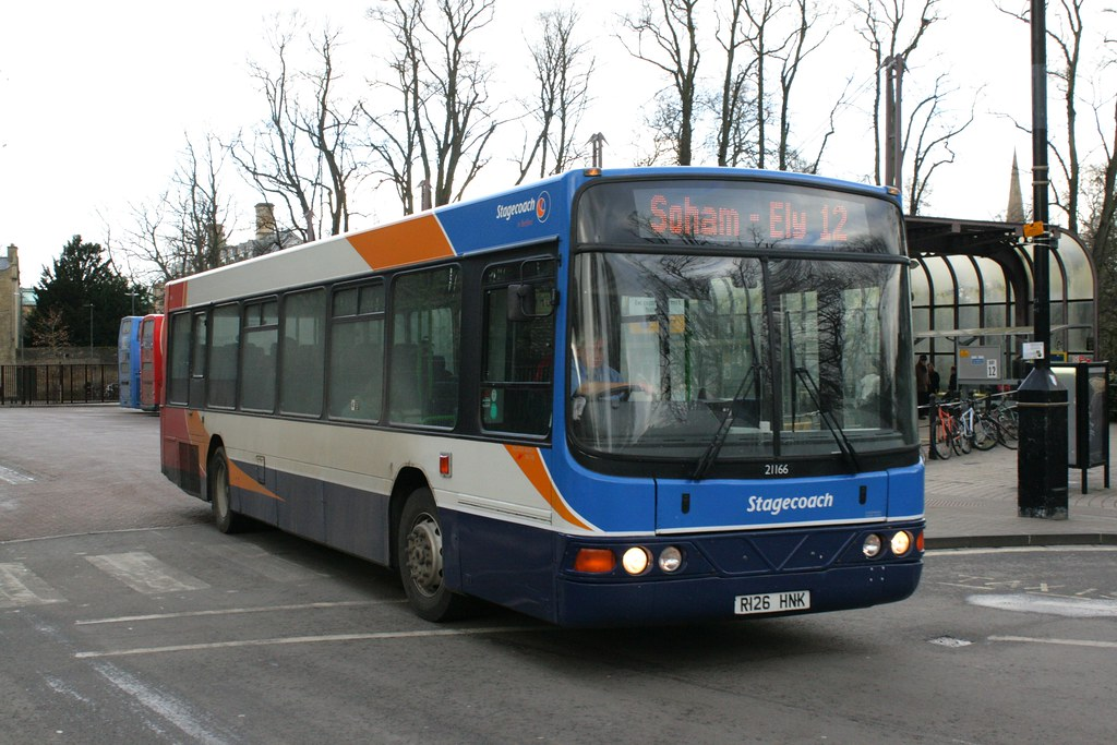 Stagecoach United Counties Volvo B10ble Wright Renown Flickr