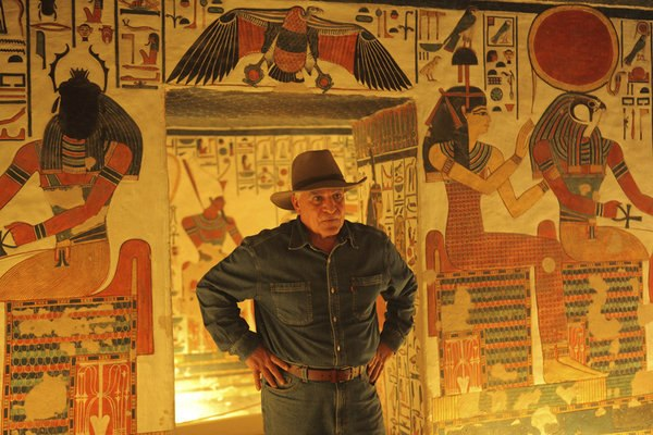 Ancient Egypt Dr. zahi Hawass