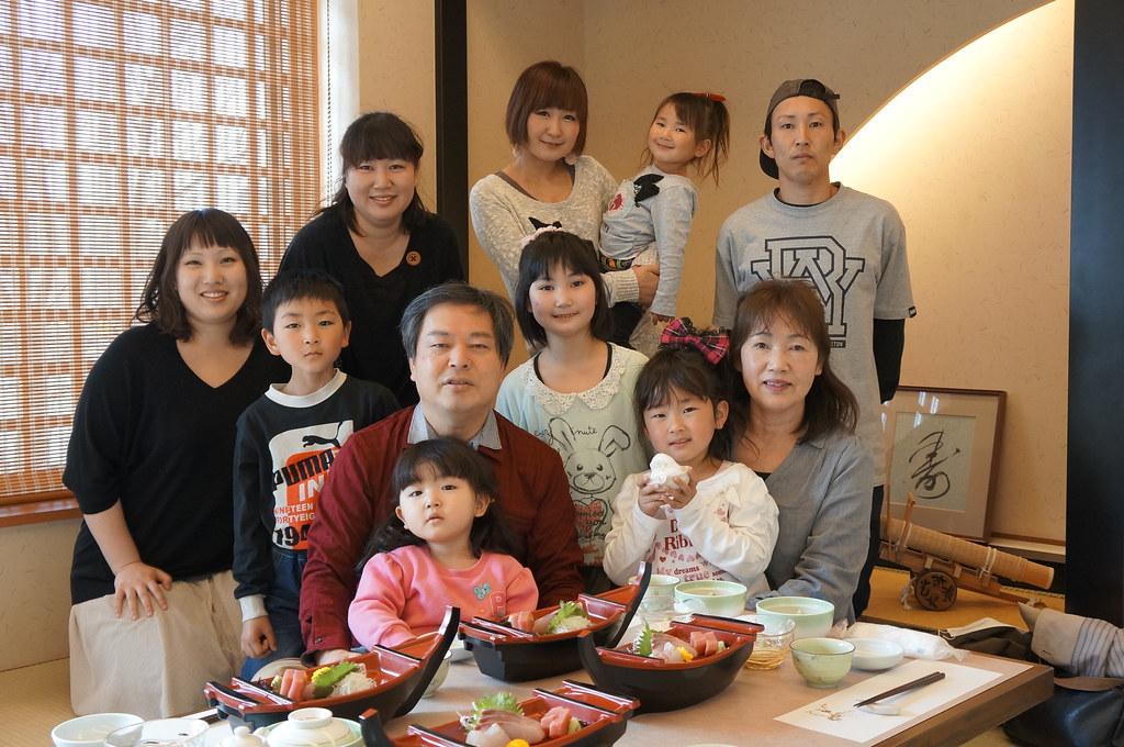 家族写真 撮影 7