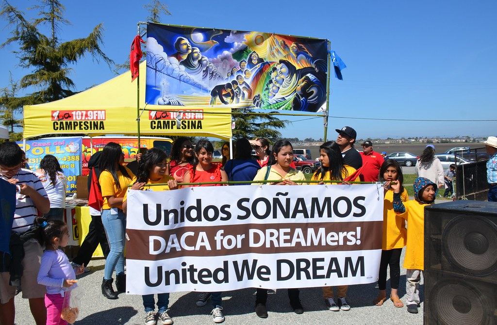 Image result for Dreamers DACA