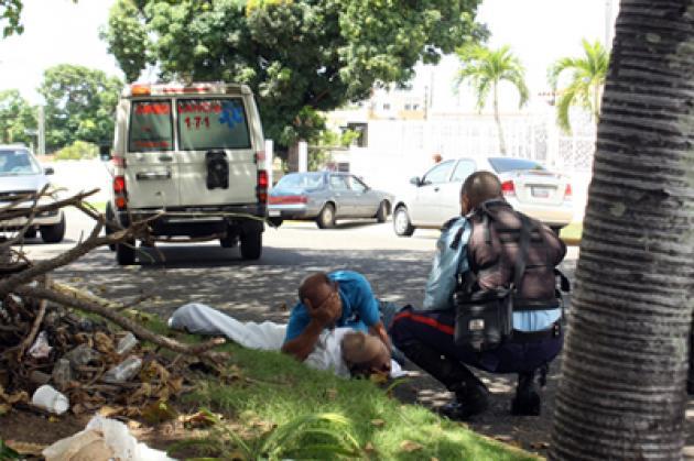 Delincuente asesina a taxista en Campo B de Ferrominera en Puerto Ordaz