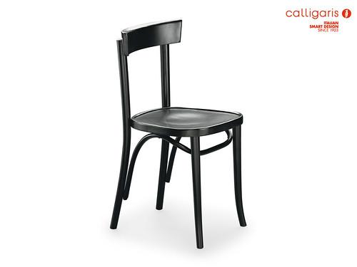Sedia milano 1960 sedia storica modello milano for Sedia milano calligaris