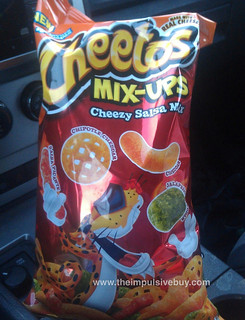Cheetos Mix Ups Cheezy Salsa Mix | by theimpulsivebuy