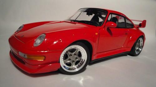 ut models porsche 911 gt2 1996 paul griffiths flickr. Black Bedroom Furniture Sets. Home Design Ideas