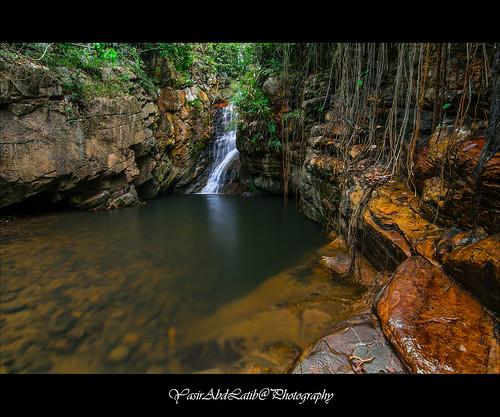 Malaysia Waterfall Kedah Gurun Kedah Malaysia