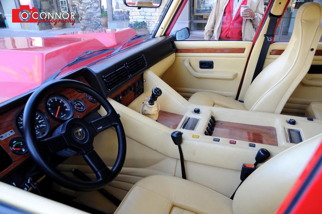 Lamborghini Lm002 Interior Lamborghini Lm002 Interior