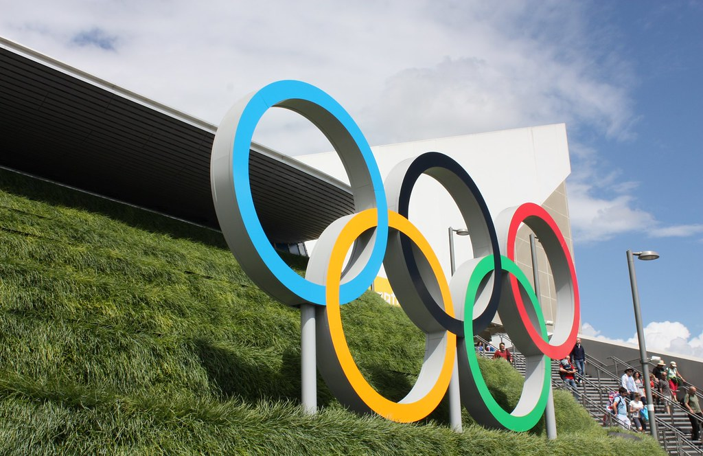 Olympic Park Rings