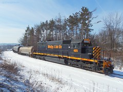 Wheeling and Lake Erie 4025 (4)