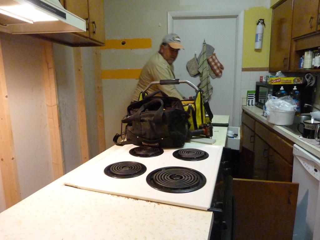 New Neighbor Kitchen