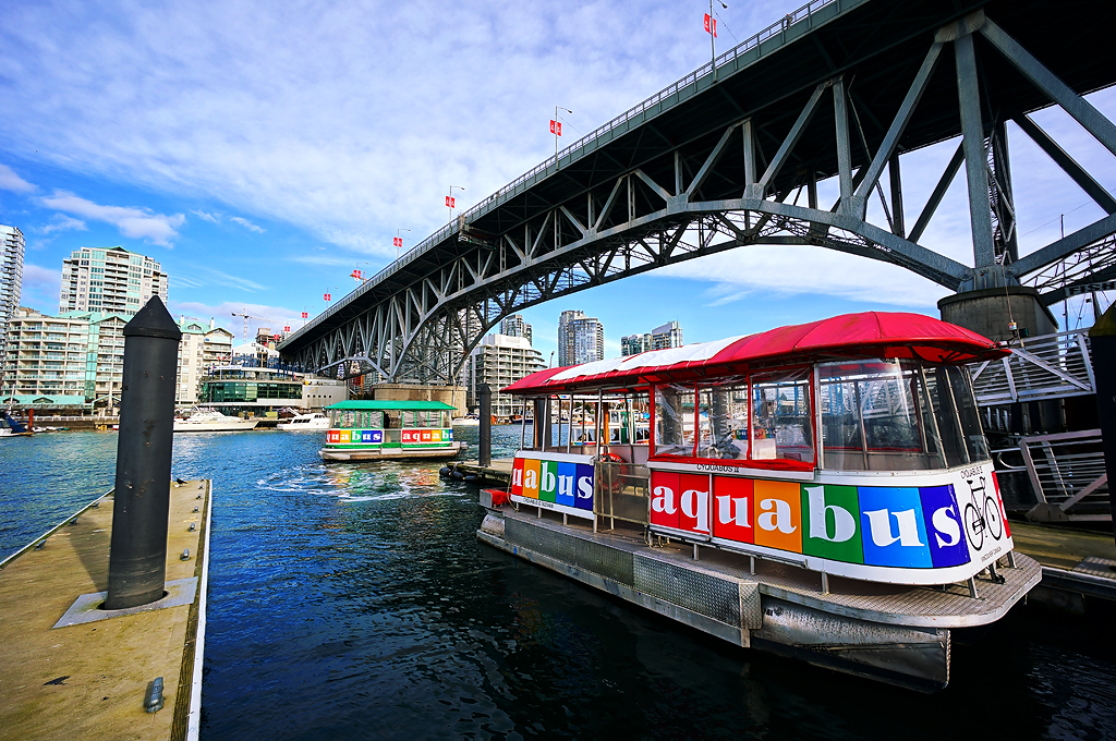 How To Get To Granville Island By Skytrain