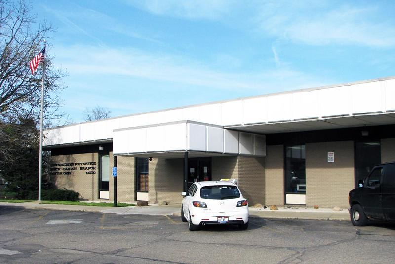 Attractive ... North Canton, OH Branch Post Office | By PMCC Post Office Photos