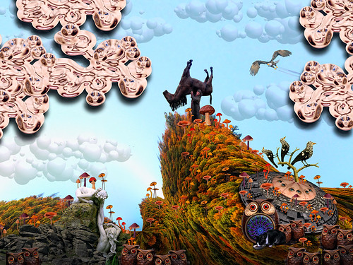 LARRY CARLSON, Land of Magica, c-print, 36x48in, 2013. | by LARRY  CARLSON