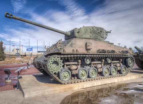 """Easy Eight"" Sherman Tank   olympus OMD-EM5 and M12mm 2.0 ..."