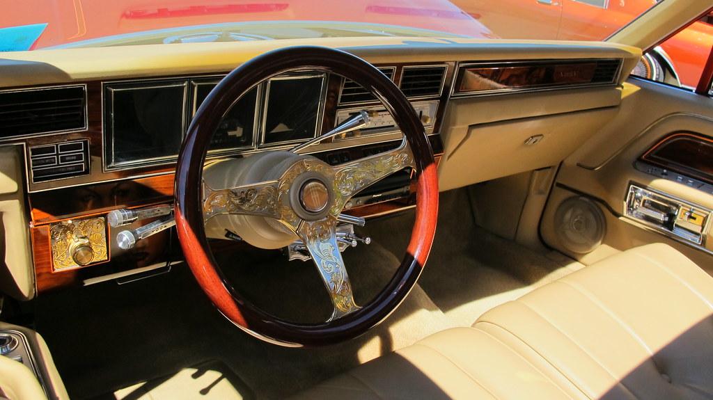 1980 Lincoln Continental Mark VI  Custom LowRider  Flickr