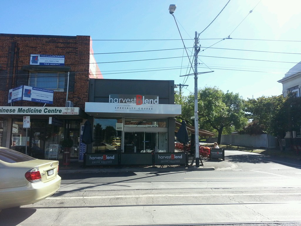 Burwood New Cafe