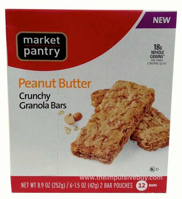 ... Pantry Peanut Butter Crunchy Granola Bars | theimpulsivebuy | Flickr