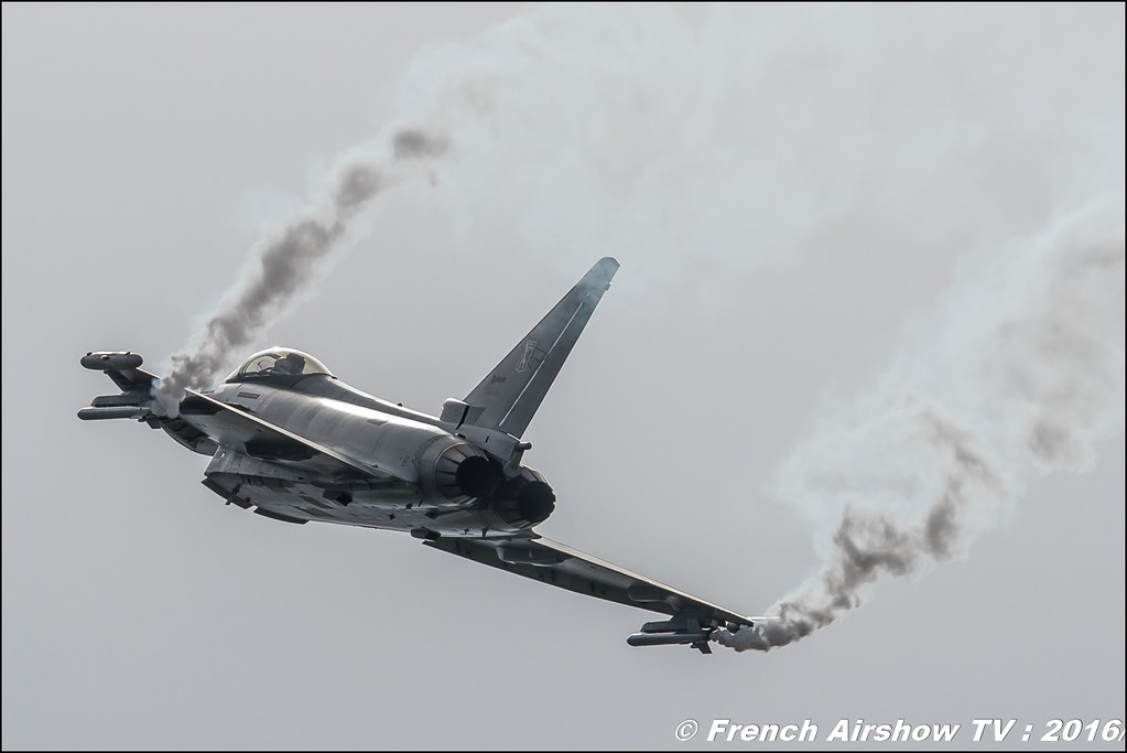 Eurofighter Typhoon , Italian Air Force ,Belgian Air Force Days 2016 , BAF DAYS 2016 , Belgian Defence , Florennes Air Base , Canon lens , airshow 2016