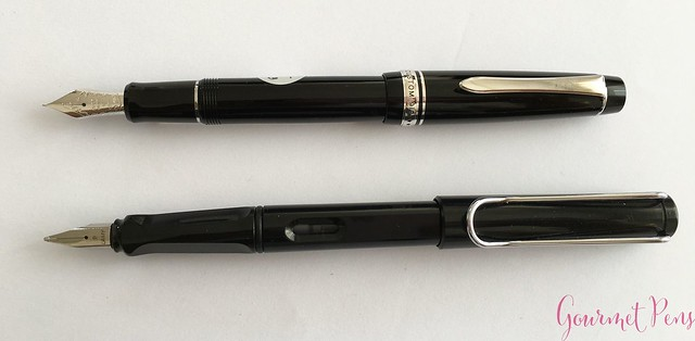 Review @PilotPenUSA Custom Heritage 912 Soft-Fine @GoldspotPens 7