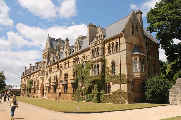 Christ Church College de Oxford - 1