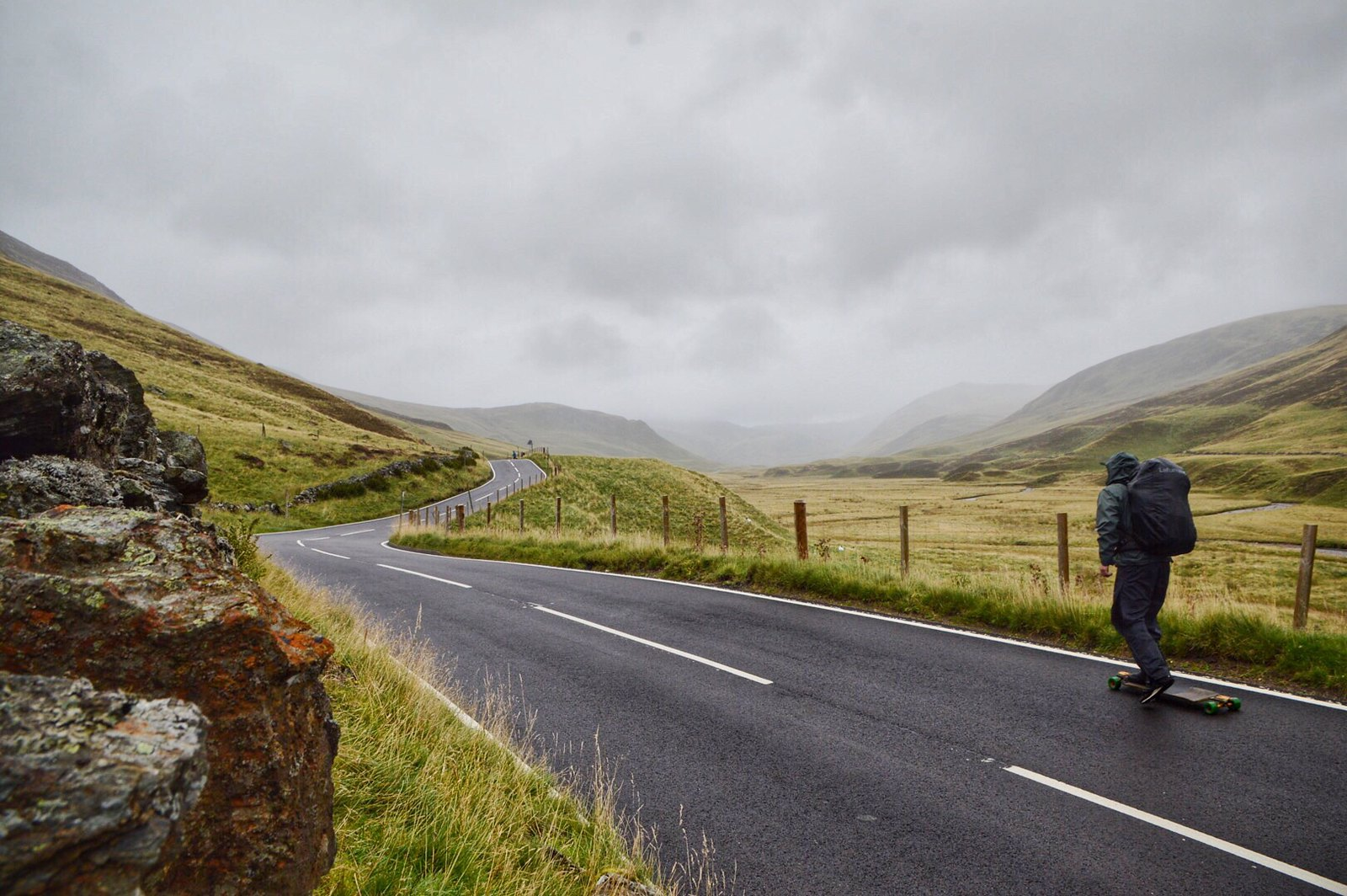 Road to Glenshee