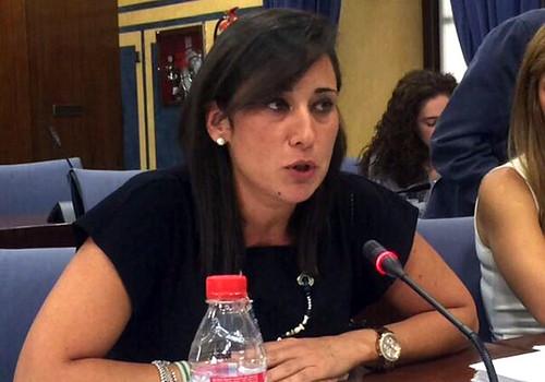 Rocío Arrabal en Parlamento2