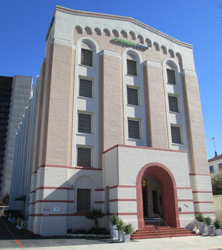 Old Bexar County Jail San Antonio Texas Originally