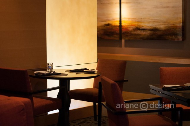 AURA Restaurant interior