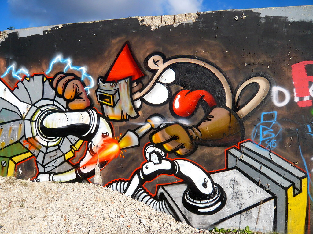Graffiti wall utrecht - Graffiti Wall Utrecht 54