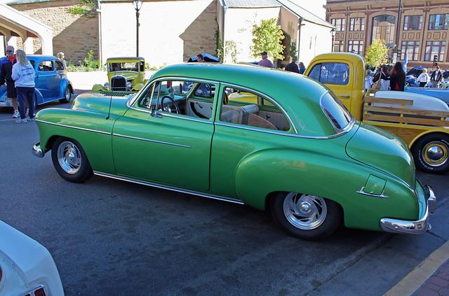 1949 chevrolet styleline deluxe 2 door sedan street rod 4 for 1949 chevy 4 door deluxe