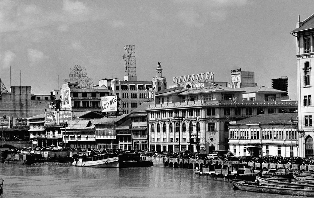 Escolta North Bank Of The Pasig River East Of The Jones B