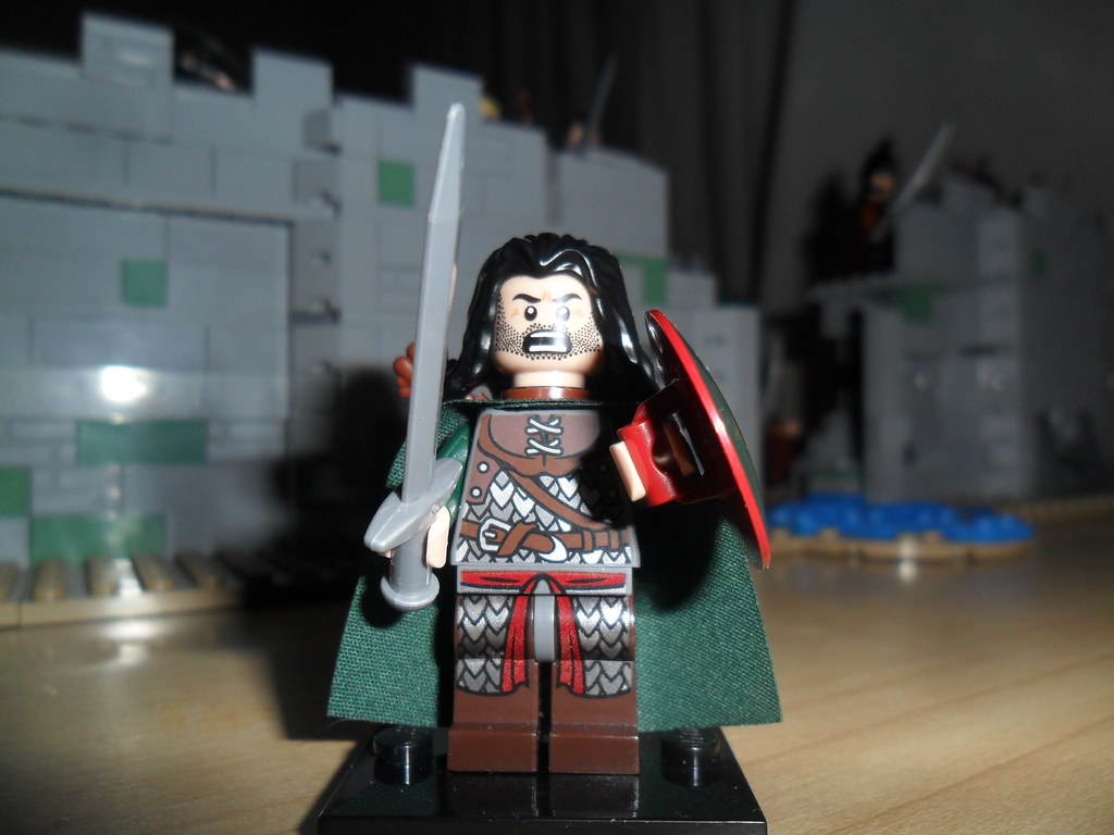 Faramir Lego Lord Of The Rings