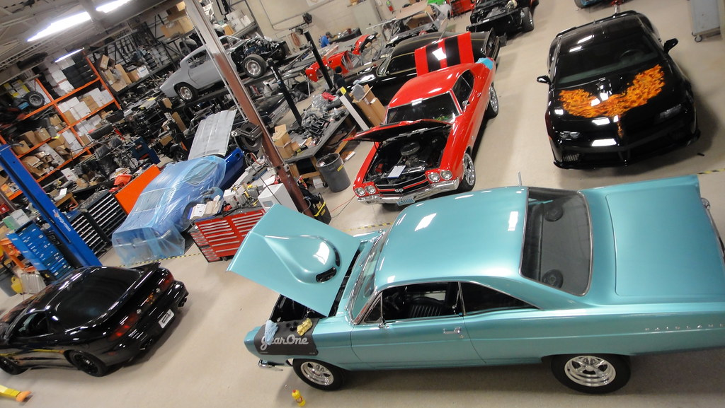 Restore A Muscle Car Shop Photo Restore A Muscle Car - Restore a muscle car car show