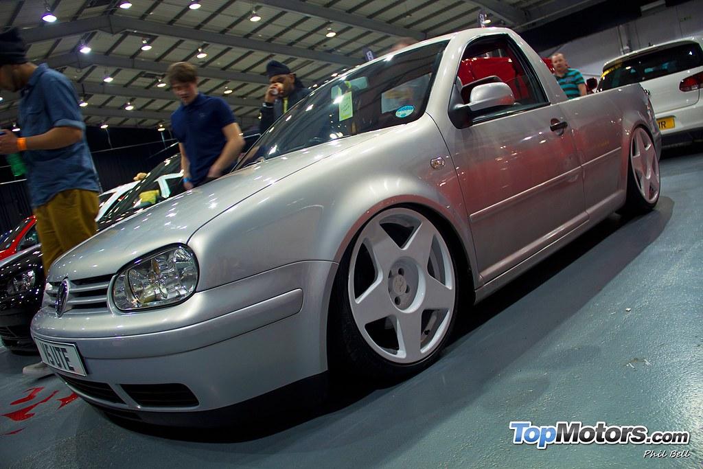 VW Golf Mk4 Caddy - Fifteen52 Alloys | Flickr - Photo Sharing!: https://www.flickr.com/photos/topmotors/8537613528