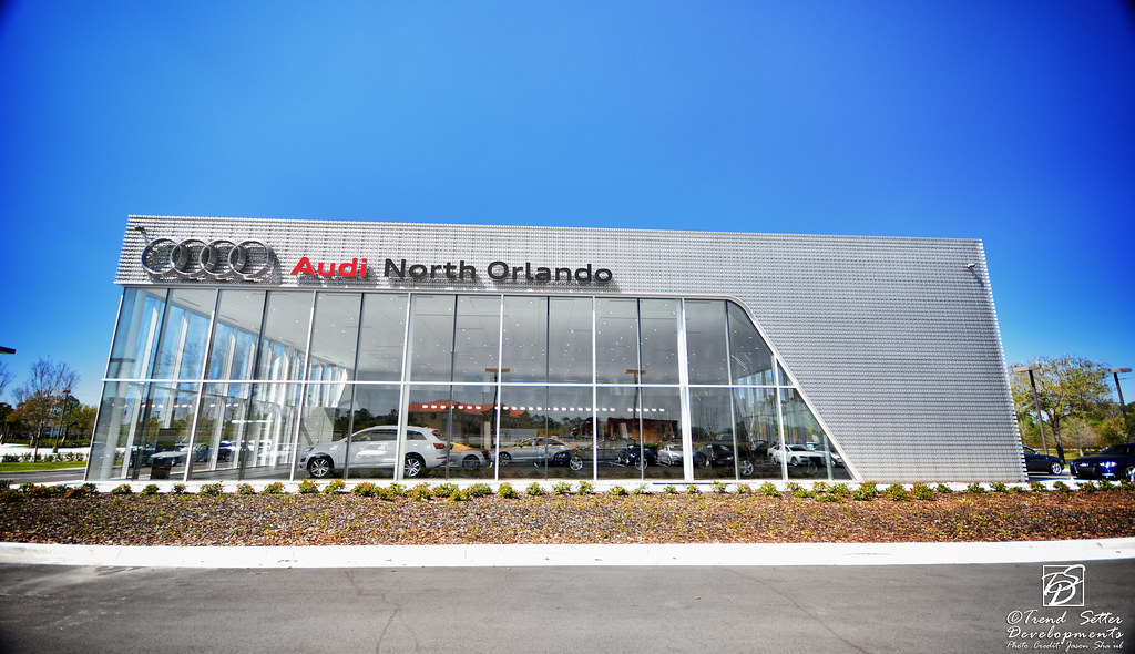 audi north orlando new showroom   the newly built showroom f…   flickr