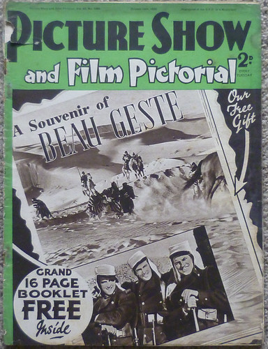 Picture Show & Film Pictorial Oct 14 1939