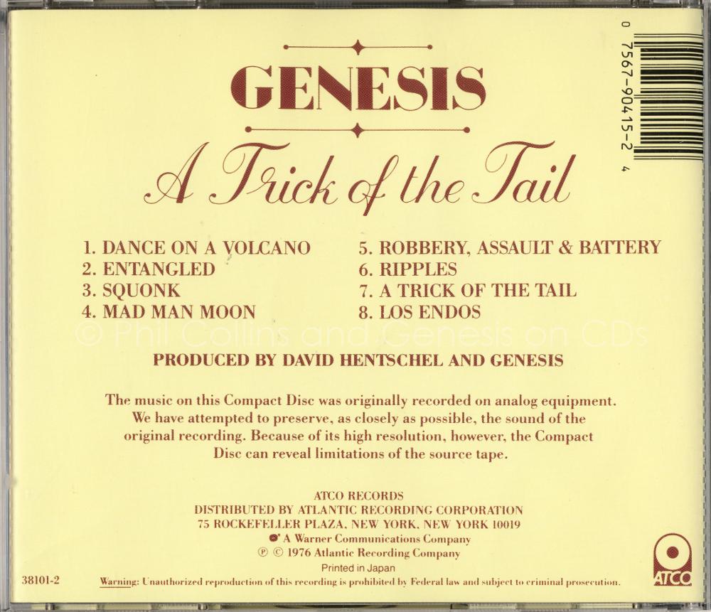 rear cd